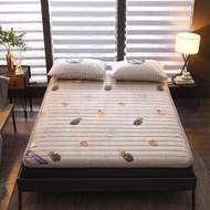 Skin-friendly Cotton Foldable Mattress Pad CLJ120202