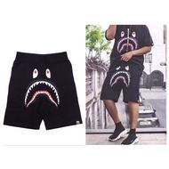 【HYPE】Bape 19ss 鯊魚印花迷彩短褲