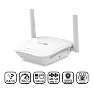 Wirelessys - TM120 4G LTE Mesh Router (Sim Card Router + Mesh Router)
