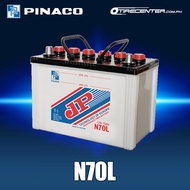 N70L / 3SMF Pinaco JP Battery, Dry Charged