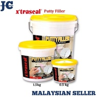 XTRASEAL 0.5KG & 1.5KG PUTTY FILLER GEL