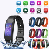 Monitor Rate Heart Watch Smart Blood Pressure
