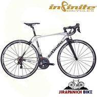 (ลดเพิ่ม 1100.- พิมพ์โค้ด BIKEJUNE ) จักรยานเสือหมอบ INFINITE SPAD PRO LT ปี 2019