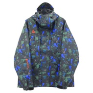 NIKE ACG GORE-TEX 藍綠迷彩 工裝 電繡 多口袋 防風防水 限量 男款 CI0428-416 DOT聚點
