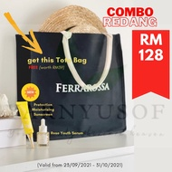 💥💯 NEW FROM FERRAROSSA HQ - COMBO REDANG !! 💥 WHILE STOCK LAST WITH FREE TOTE BAG LIMITED EDITION ( WORTH RM39 )