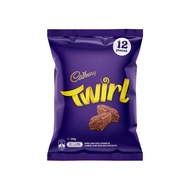 [Shop Malaysia] Cadbury Twirl Bar 100g/ 168g Titbits Snacks