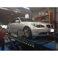 UCC車業《DGR高低可調 軟硬30段避震器 BMW E60 》