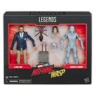 Hasbro 孩之寶 漫威傳奇80周年 電影版蟻人 漢克·皮姆&艾娃·史塔爾 漫威 Marvel Legends