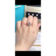 扭臂牛角系列/莫桑石/莫桑鑽/女戒/鑽戒/男戒/結婚戒指.情侶戒.訂婚戒.1.2.3克拉