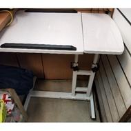 $350免運可調整平板桌 二手如圖