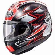ARAI RX7X GHOST彩繪帽|黑白紅|RX7X|頂級帽款|CBR650F CBR500R RR
