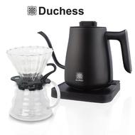 สุดคุ้ม Duchess CK4088#1 - กาต้มน้ำไฟฟ้า + ชุดทำกาแฟดริป ( รับประกันเครื่อง 1 ปี ) เครื่องชงกาแฟ auto  เครื่องชงกาแฟสด เครื่องชงกาแฟ dip