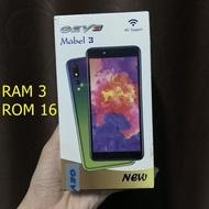 "GEVO Mabel 3 จอ5.45"" QHD RAM3GM ROM16GB"