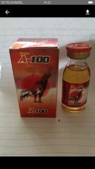 A100/obat jeksi vitamin ayam / obat ayam bangkok produk import