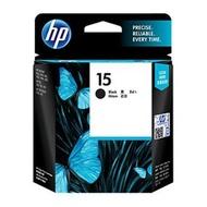 HP 15 原廠黑色墨水匣(C6615DA) for HP DJ810/840/3820,OJ5110,PSC500/7