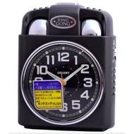 [時刻錶] ORIENT 日本東方超大聲鬧鐘- 黑/酒紅 超震撼音量 日本東方代理原廠貨 TQ-5013