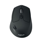 Logitech M720 Triathlon [Genuine]Logitech M720 Triathlon Wireless Mouse, Bluetooth, USB Mouse Black New