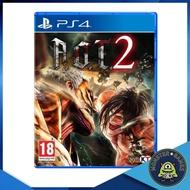 Attack On Titan 2 (AOT 2) Ps4 game ส่งฟรี มีบริการเก็บเงินปลายทาง #playstation #Nintendo #PS4 #xbox #เกมส์ #เกมส์คอนโซล