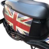 GOGORO 2系列 防刮套 車套 保護套 羅西 星空 英國旗 螞蟻 騎乘版 彩繪  防撞  歡迎批發
