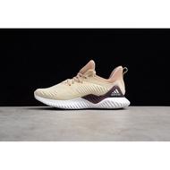 ADIDAS ALPHABOUNCE BEYOND粉 紫尾 休閒運動慢跑鞋 DB0206 女鞋