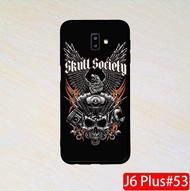 Samsung J6 plus เคสสกรีน #53