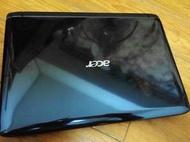保存不錯 Acer Aspire One NAV50 One 532h 螢幕 殼 架 電池 蓋 鍵盤 故障 零件 殺肉