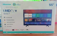 Hisense Smart 4K UHD TV 55นิ้ว (55B7100UW) Grade B