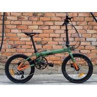 "20"" CAMP X-Lite 451 Folding Bike (Shimano 105 1x11Speed)"