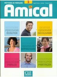 【法語】Amical 1 (A1) - 課本+ 1MP3-CD +解答本 9782090386028