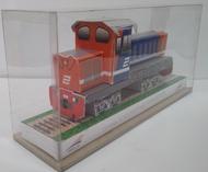 Papercraft Lokomotif BB 300 Perumka