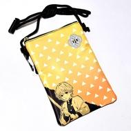 鬼滅之刃 我妻善逸 手機側背包, 手機包, 證件包 BANDAI 日本正版