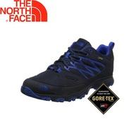【The North Face 男款 GTX 低筒健行鞋《深藍》】V1SB/抗菌防水透氣/登山健行鞋/抓地輕型/悠遊山水