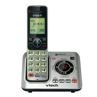 Cordless Dect with Speakerphone, The VTech CS6629 DECT 6.0 Expandable Cordless Phone with Caller ID/