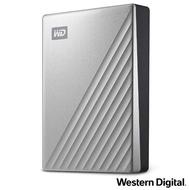 【WD 威騰】My Passport Ultra for Mac 4TB 2.5吋USB-C行動硬碟