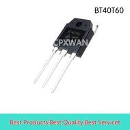 10ชิ้นBT40T60 TO3P BT40T60ANF 40A 600V IGBTหลอดใหม่เดิม