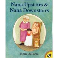 【麥克書店】NANA UPSTAIRS AND NANA DOWNSTAIRS 英文故事繪本