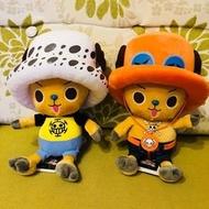 現貨 日本 正版 海賊王 喬巴變裝 公仔 航海王喬巴毛絨玩具娃娃機精品喬巴娃娃 航海王喬巴 生日禮物 30CM