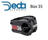 Itali Deda BOX35 Jenama Itali Roller Coaster Dh Downhill Aluminium Aloi Batang