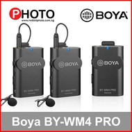 Boya BY-WM4 PRO K2 Wireless Microphone set