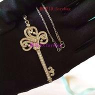 TIFF鑰匙項鏈 實心Tiffany & Co. 項鍊 tiffany&co項鍊