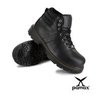 【PAMAX 帕瑪斯】帥氣馬丁安全鞋/工作靴/新型專利止滑耐磨底/超彈力氣墊(PW5911FEH)