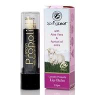 澳洲 綠芙綿羊油蜂膠護唇膏Spring Leaf Lanolin Propolis Lip Balm