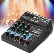 [Professional 4-Channel Audio Mixer Sound Board Console System Stage Stereo Mixer 100~240V,Professional 4-Channel Audio Mixer Sound Board Console System Stage Stereo Mixer 100~240V,]