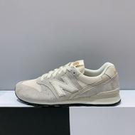 New Balance 996 女生 淺灰色 麂皮 復古 休閒鞋 WL996VHA