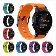 佳明Garmin Forerunner 225智能手錶帶矽膠錶帶帶環扣表扣塑膠扣