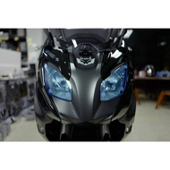 DMV 正版 BMW C650S C650 SPORT 大燈片 大燈 護片