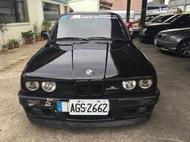 1988年BMW318 E30 原廠手排 稀有私家珍藏車輛 越開越有價 僅此一辆 獨一無二 (可分期)
