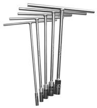 *韋恩工具* AOK T桿附六角 T型套筒板手 5支組 長度300MM TDS08-10-12-14-17