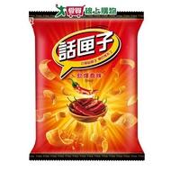 波卡話匣子玉米片-勁爆香辣150g