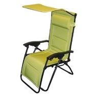 梅布爾 透氣無段式仰躺椅(綠)